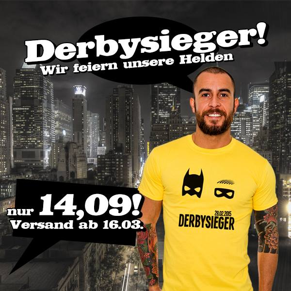 Derbysieg T-Shirt