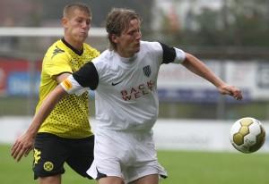 Oskar Gasecki spielte schon für die U18 Polens