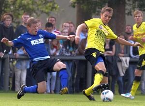Hübner kam vom SV Wehen