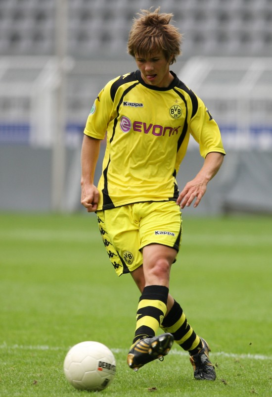 Fabian Götze bei den Amateuren des BVB