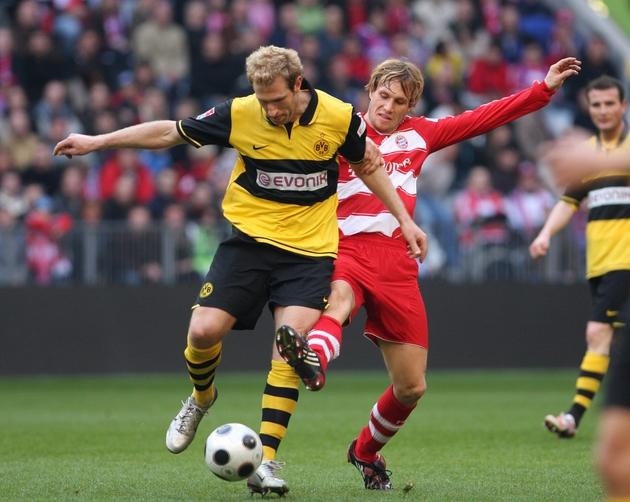 Kringe gegen Andreas Ottl (damals noch Bayern)