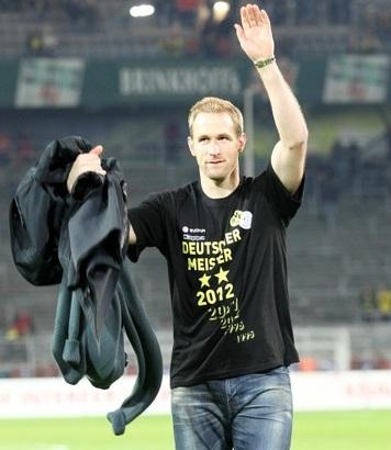 Kringe im Meistershirt 2012