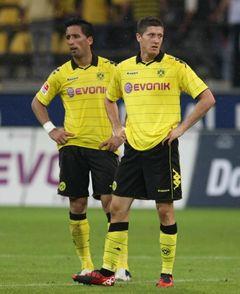 Lucas und Lewandowski