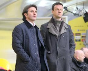 Erst in Leverkusen entlassen dann Stuttgart gerettet