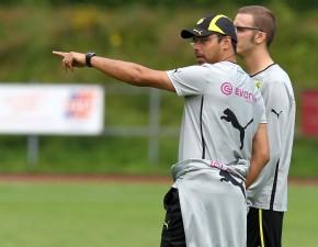 Coach Wagner gibt die Richtung vor