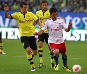 Sein bislang bestes Spiel gab Perisic gegen den Hamburger SV