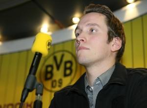 Der neue Kassierer der FA: Michael Röhr