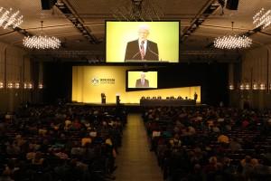 Knapp 1.000 Mitglieder nahmen an der JHV teil