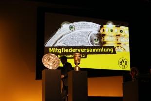 Die BVB JHV 2012
