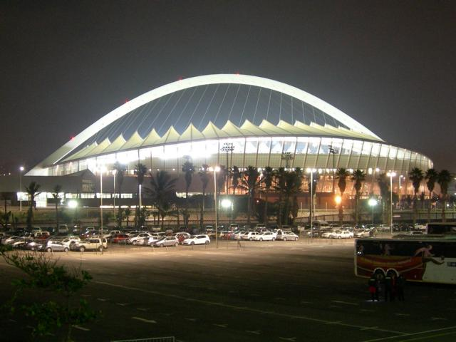 Mabhida Stadium in Durban