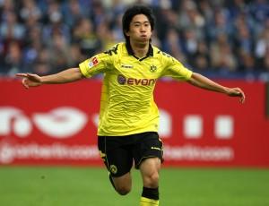 Kagawa scored