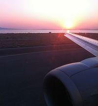 Mit dem Flieger nach Marseille