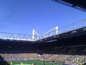 Sinne im Stadion