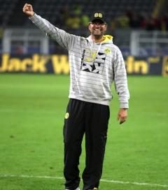 Jürgen Klopp spielte von Beginn an mit offenen Karten.