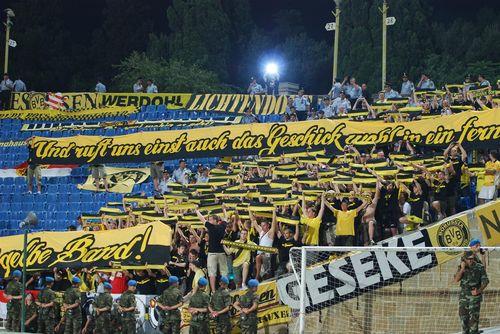 Agdam - Dortmund
