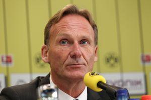 BVB Bilanz-Pressekonferenz 2010/11 - Aki Watzke
