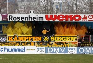 Auftritt in Burghausen 2012/13