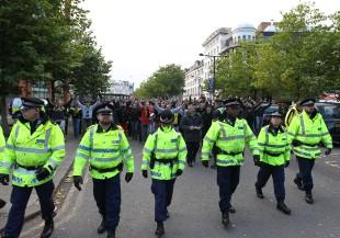 Positives Beispiel: Cops in Manchester