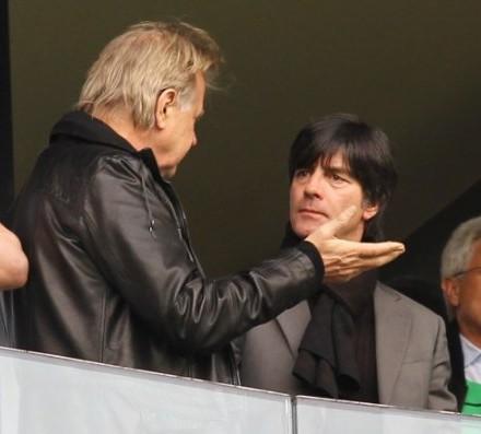 Jogi Löw ist eher selten bei BVB-Spieln zu Gast