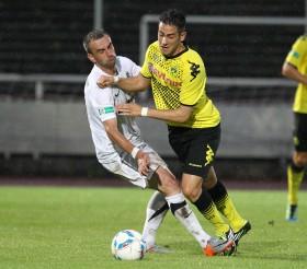 Mario Vrancic war Drehpunkt in der zweiten Halbzeit