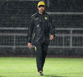 Wagner im Regen