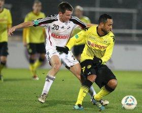 Toni da Silva lieferte eine engagierte Leistung ab