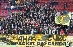 Heimspiel in Mainz