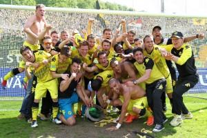 BVB II in Liga III