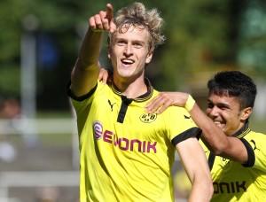 Thomas Meißner feierte sein erstes Tor in Liga drei