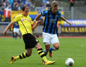 David Solga gegen Christian Eggert