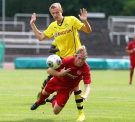 Jannik Bandowski gegen Mario Neunaber