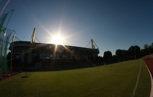 Rote Erde und Westfalenstadion