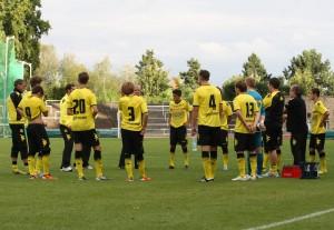 Der BVB U19 wurde nur Zweiter