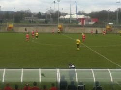 Bei Fortuna Düsseldorf musste die U19 des BVB antreten