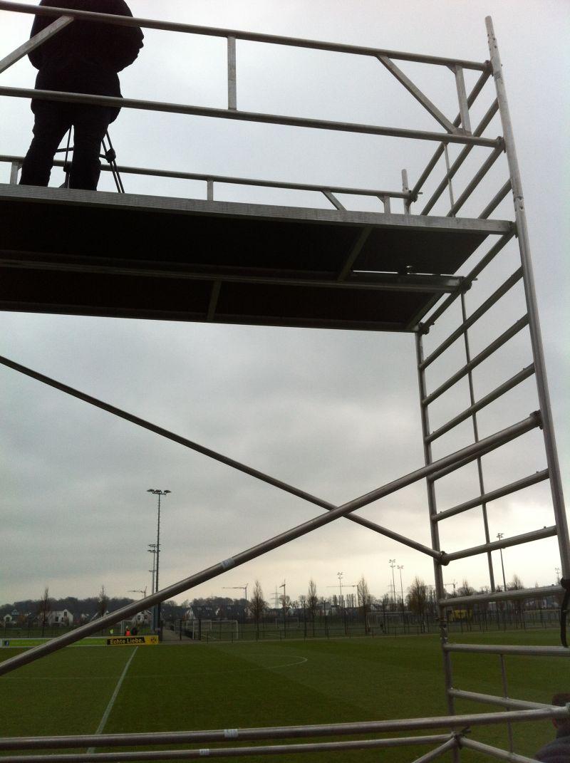 Der Scouting-Durm von Dortmund