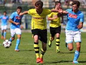 Nick Weber sammelte weitere Spielpraxis gegen Napoli