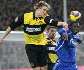 Feindbild in Dortmund: Asamoah