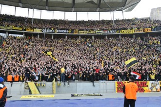 15.000 Borussen in Berlin