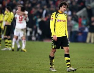 Hummels was disapointed after the match in Stuttgart