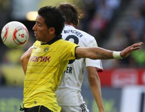 Barrios hopefully will score again on Saturday