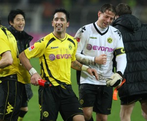 It is not clear if Weidenfeller can play