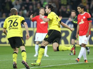 Hummels provided the lead