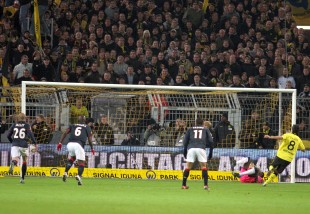 Sahin scores from the penalty point