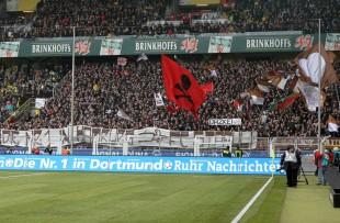 Der FC Sankt Pauli nutzte nicht das komplette Kontingent
