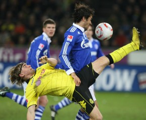 Schmelzer giving everything