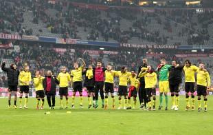 Unvergessen der Auswärtssieg in München aus Februar
