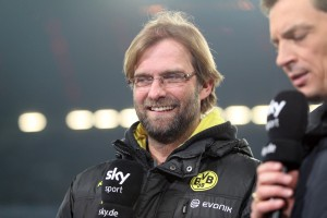 Jürgen Klopp hatte gut Lachen