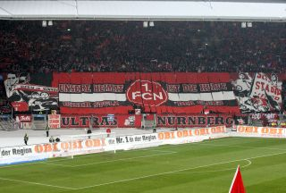 The Choreographie from the Nuremberg Ultras