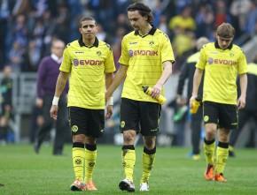 Enttäuschte Gesichter nach der Niederlage