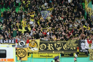 The BVB-Fans have seen a great match